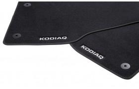 Covorase textile - Kodiaq