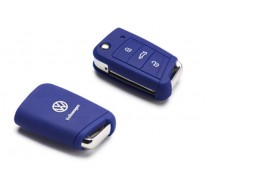 Husa cheie VW (Albastru)