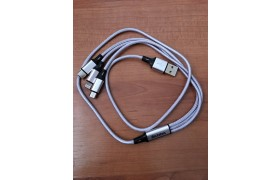 Cablu USB 3in1
