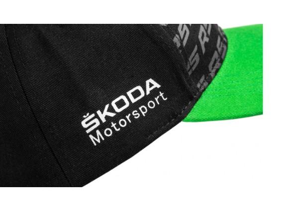 Sapca Skoda Motorsport