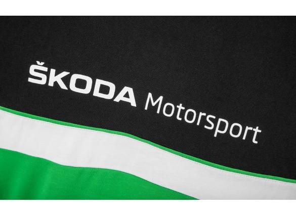 Tricou tip Polo, Skoda Motorsport (L)
