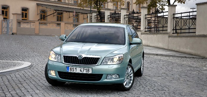 Škoda Octavia - in continuare in topul preferintelor romanilor si in 2012